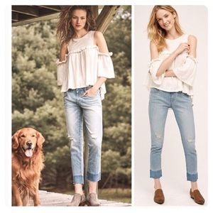 Anthropologie Pilcro EM jeans